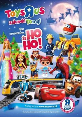 """Gazetka promocyjna Toys""""R""""Us - Zabawki to my!"""