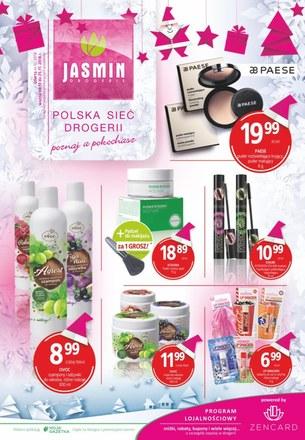 Gazetka promocyjna Jasmin Drogerie, ważna od 12.11.2018 do 25.11.2018.