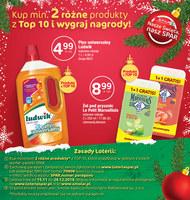 Gazetka promocyjna SPAR - Świąteczna loteria