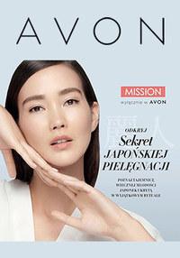 Gazetka promocyjna Avon - Odkryj sekret japońskiej pielęgnacji   - ważna do 31-10-2019