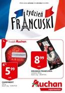 Gazetka promocyjna Auchan - Tydzień francuski