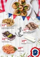 Gazetka promocyjna Auchan - Francuskie smaki!