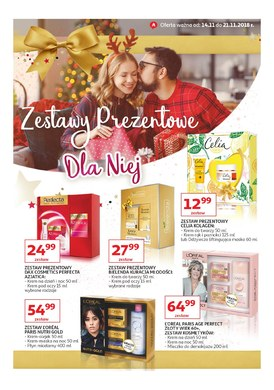 Gazetka promocyjna Auchan - Zestawy prezentowe