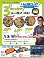 Gazetka promocyjna E.Leclerc - Ja to jem sushi - Radom