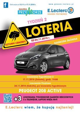 Gazetka promocyjna E.Leclerc - Loteria - Gdańsk