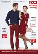 Gazetka promocyjna Textil Market - Wielkie otwarcie - Stalowa Wola  - ważna do 27-11-2018