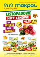 Gazetka promocyjna Mokpol - Listopadowe hity cenowe
