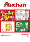 Gazetka promocyjna Auchan - Kultowe marki - ważna do 21-11-2018