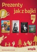 Gazetka promocyjna EMPiK - Prezenty jak z bajki - ważna do 27-11-2018