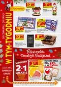 Gazetka promocyjna Biedronka - Biedronka smakuje świętami - ważna do 21-11-2018
