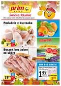 Gazetka promocyjna Prim Market - Świeżo i lokalnie - ważna do 21-11-2018