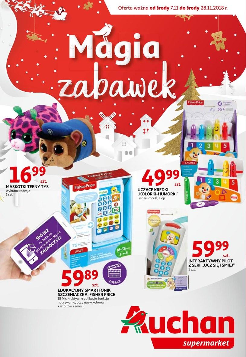 Auchan: 12 gazetki