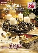 Gazetka promocyjna KIK - Więcej Bożego Narodzenia - ważna do 30-11-2018