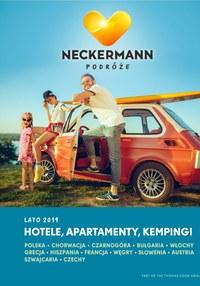 Gazetka promocyjna Neckermann - Hotele, Apartamenty, Kempingi