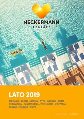 Gazetka promocyjna Neckermann - Lato 2019