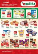 Gazetka promocyjna MALINKA Market - Tanio i wygodnie - ważna do 28-11-2018