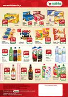 Gazetka promocyjna MALINKA Market - Tanio i wygodnie
