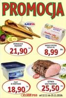 Gazetka promocyjna Społem PSS w Bełchatowie  - Super ceny