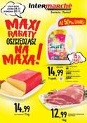 Gazetka promocyjna Intermarche Super - Maxi rabaty - ważna do 26-11-2018