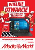 Gazetka promocyjna Media Markt - Wielkie otwarcie - Katowice  - ważna do 17-11-2018