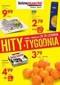 Gazetka promocyjna Intermarche Super - Hity tygodnia  - ważna do 26-11-2018