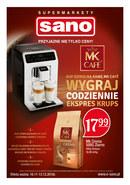 Gazetka promocyjna Sano - Przyjazne nie tylko ceny!