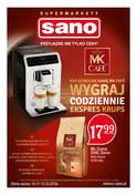 Gazetka promocyjna Sano - Przyjazne nie tylko ceny! - ważna do 13-12-2018