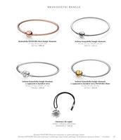 Gazetka promocyjna Pandora - Kolekcja biżuterii jesień/zima