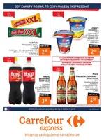 Gazetka promocyjna Carrefour Express - Wszyscy zasługujemy na najlepsze