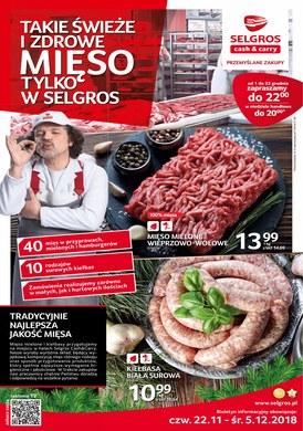 Gazetka promocyjna Selgros Cash&Carry - Takie świeże i zdrowe mięso