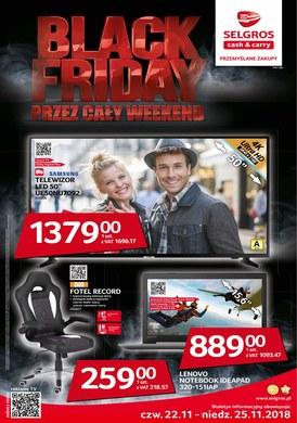 Gazetka promocyjna Selgros Cash&Carry - Black Friday