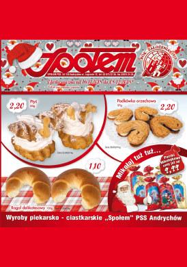 Gazetka promocyjna PSS Andrychów - Mikołaj tuż tuż