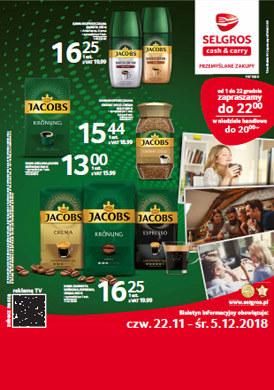 Gazetka promocyjna Selgros Cash&Carry - Oferta spożywcza