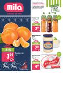 Gazetka promocyjna MILA - Zakupy, aż miło  - ważna do 27-11-2018