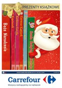 Gazetka promocyjna Carrefour - Prezenty książkowe  - ważna do 24-12-2018