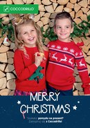 Gazetka promocyjna Coccodrillo - Merry Christmas