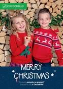 Gazetka promocyjna Coccodrillo - Merry Christmas - ważna do 24-12-2018
