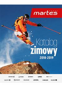 Gazetka promocyjna Martes Sport - Katalog zimowy 2018/2019 - ważna do 01-03-2019