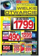 Gazetka promocyjna RTV EURO AGD - Wielkie otwarcie - Cieszyn