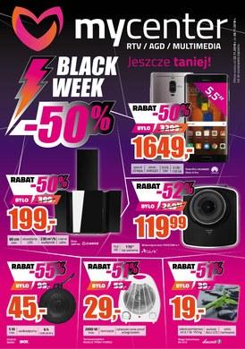 Gazetka promocyjna MyCenter - Black Week