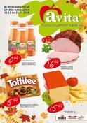 Gazetka promocyjna Avita - Poznaj przyjemność kupowania   - ważna do 25-11-2018