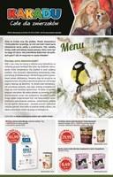 Gazetka promocyjna Kakadu - Menu dla ptaków zimujących
