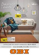 Gazetka promocyjna OBI - Dekoracje i dodatki