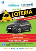 Gazetka promocyjna E.Leclerc - Loteria - Gdańsk  - ważna do 24-11-2018