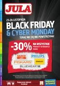 Gazetka promocyjna Jula - Black Friday & Cyber Monday  - ważna do 05-12-2018