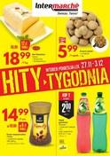 Gazetka promocyjna Intermarche Super - Hity tygodnia - ważna do 03-12-2018