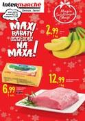 Gazetka promocyjna Intermarche Super - Maxi rabaty - ważna do 03-12-2018