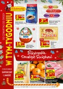 Gazetka promocyjna Biedronka - Biedronka smakuje świętami - ważna do 28-11-2018