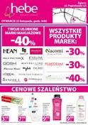 Gazetka promocyjna Hebe - Otwarcie - Zgierz  - ważna do 26-11-2018