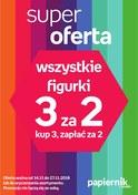 Gazetka promocyjna Papiernik by Empik - Super oferta - ważna do 27-11-2018